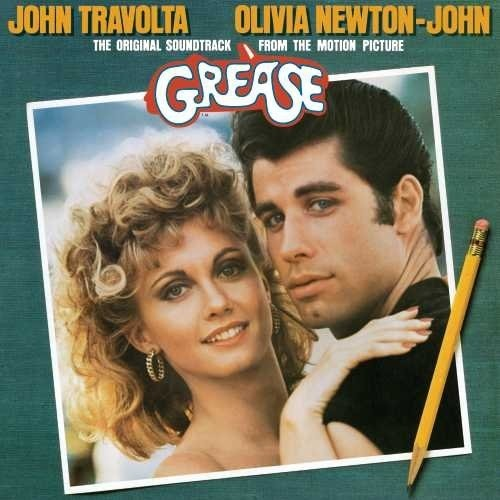Soundtrack - Grease 2XLP vinyl