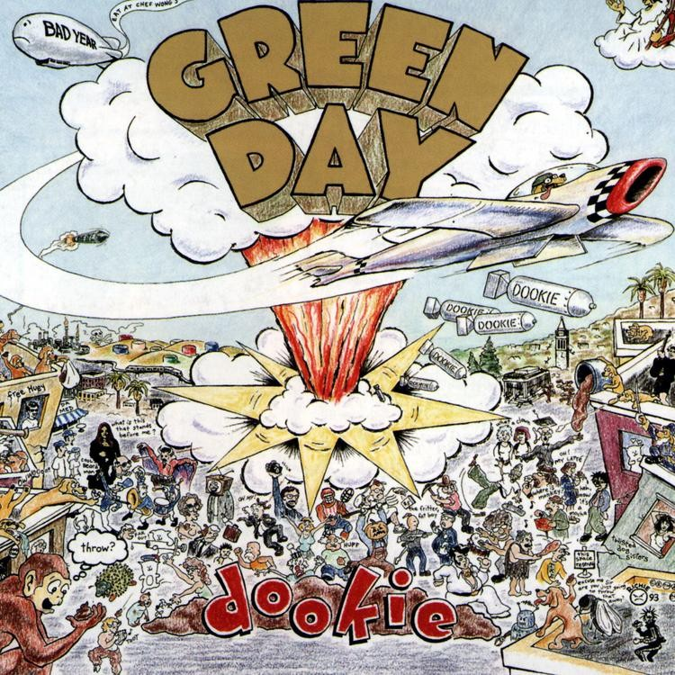 Green Day - Dookie (Picture Disc) Vinyl LP