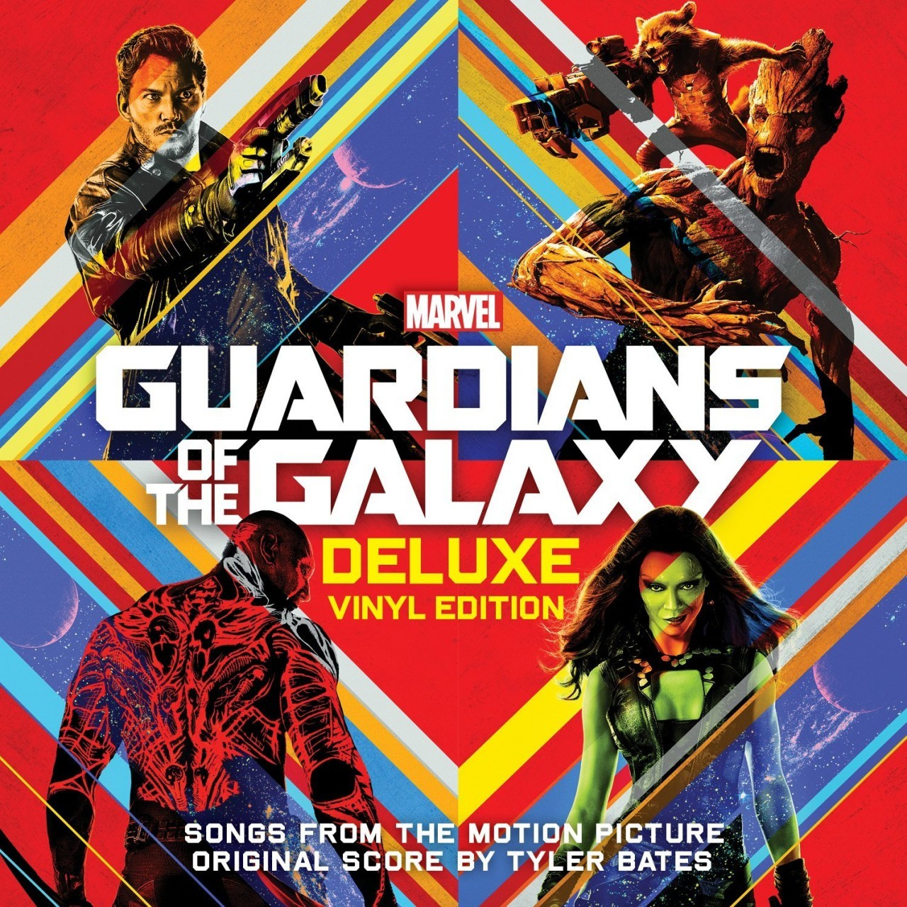 Soundtrack - Guardians of the Galaxy LP