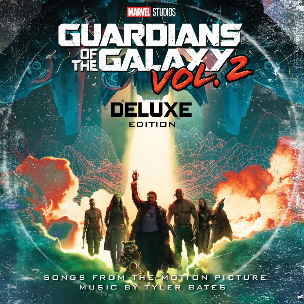 Various Artist - Guardians Of The Galaxy Vol. 2 2XLP Vinyl