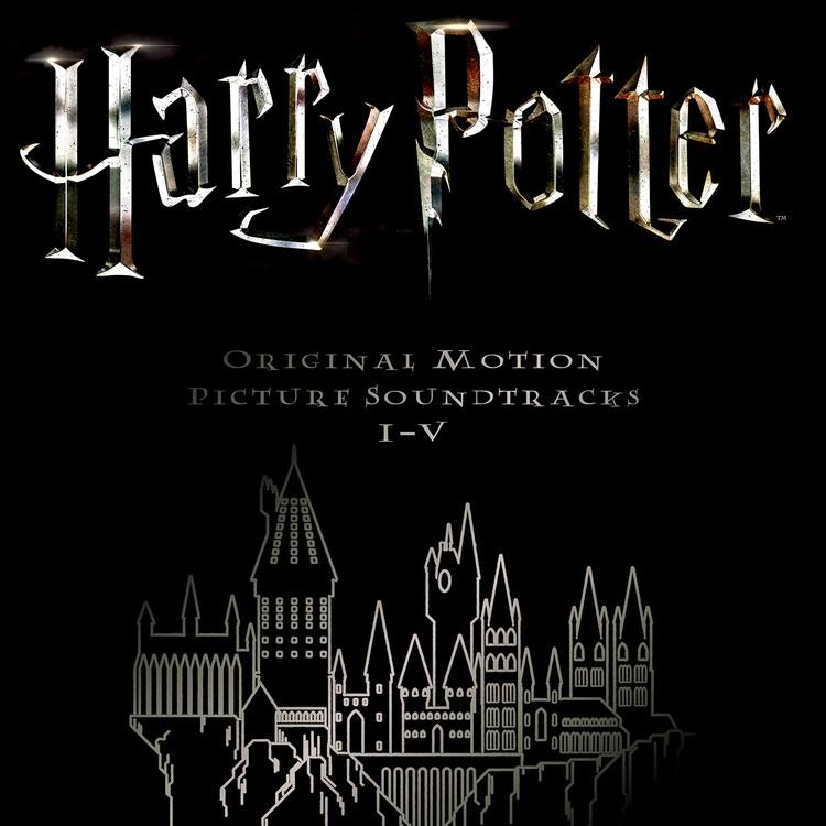 Soundtrack - Harry Potter: Original Motion Picture Soundtracks I-V Vinyl Boxset