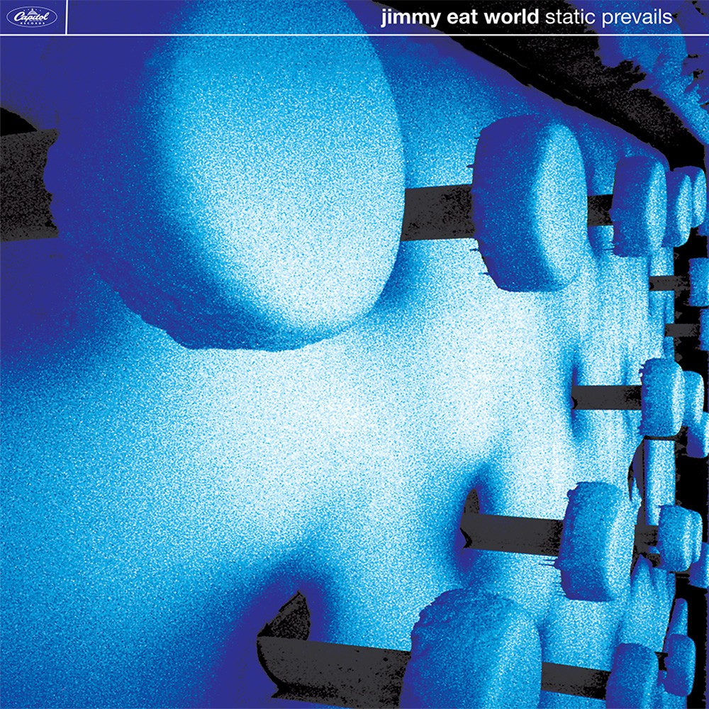 Jimmy Eat World - Static Prevails 2XLP