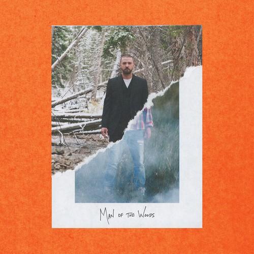 Justin Timberlake - Man Of The Woods Vinyl LP