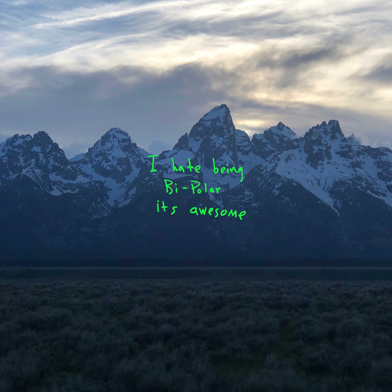 "Kanye West - ""ye"" Vinyl LP"