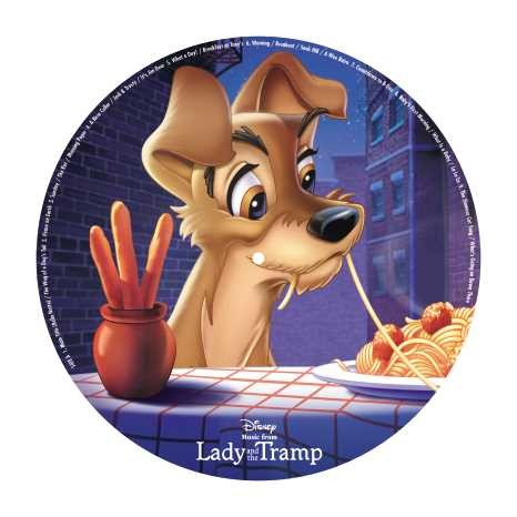 Soundtrack - Lady and the Tramp (Picture Disc) Vinyl LP