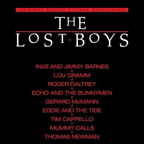 Soundtrack - The Lost Boys (Red) Vinyl LP