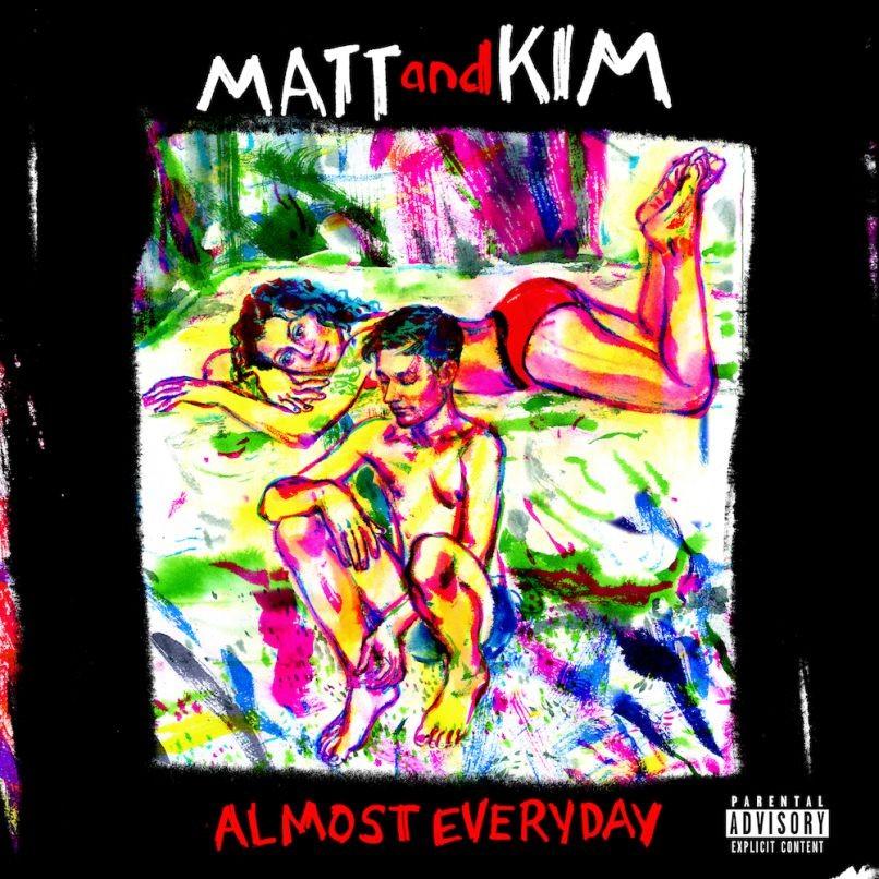 Matt And Kim - Almost Everyday LP