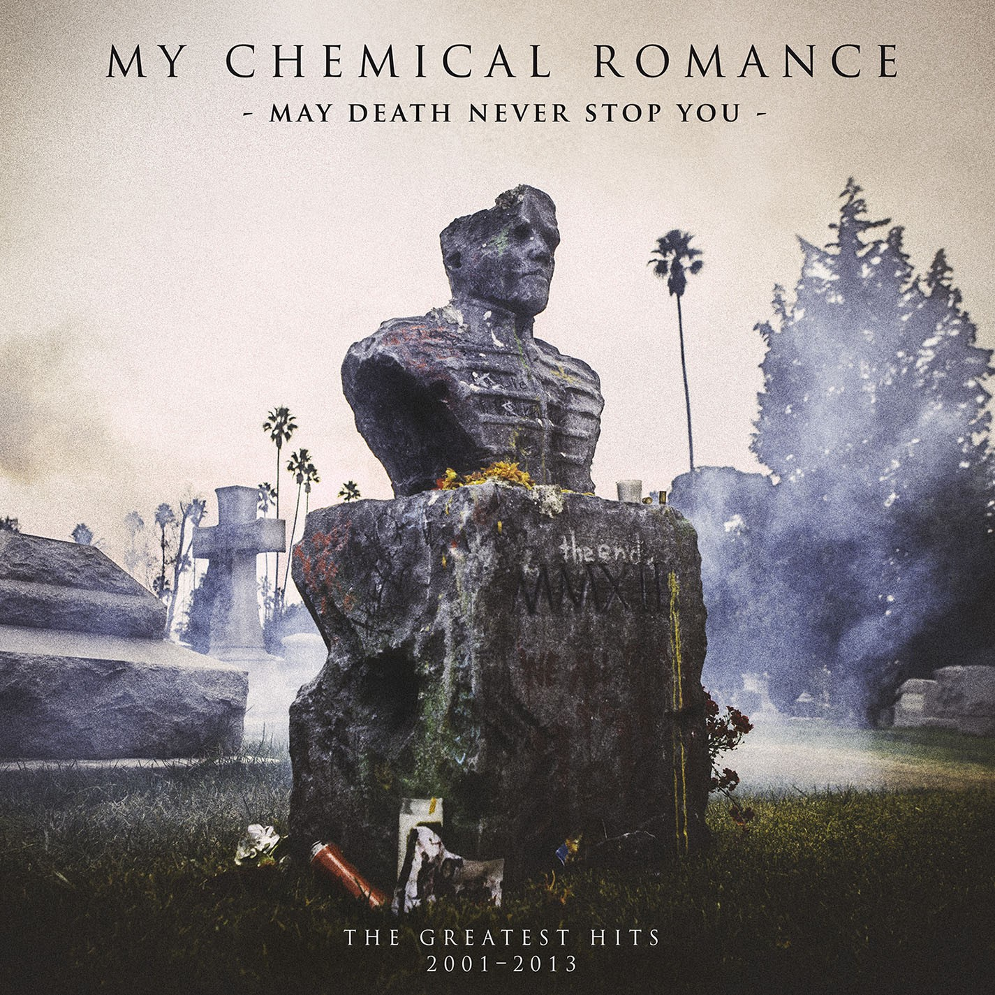 My Chemical Romance - May Death Never Stop You Cassette