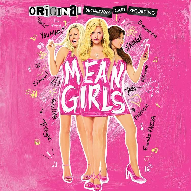 Soundtrack - Mean Girls (Original Broadway Cast Recording) 2XLP Vinyl
