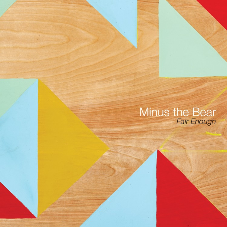 Minus The Bear - Fair Enough (Coke Bottle Green Vinyl) LP