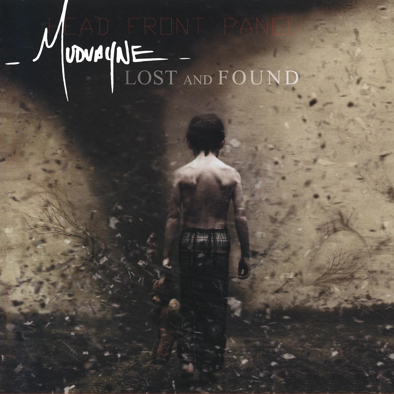 Mudvayne - Lost and Found (Clear w/ Black Smoke) 2XLP Vinyl