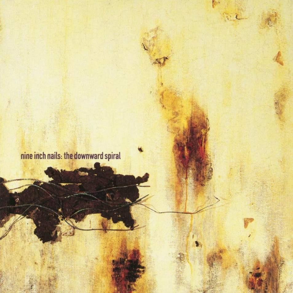 Nine Inch Nails - The Downward Spiral (Definitive) 2XLP