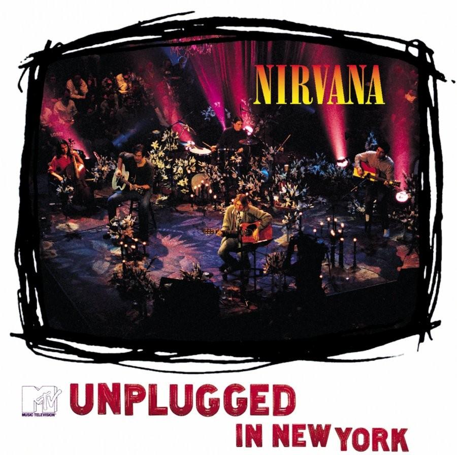 Nirvana - Unplugged In N.Y. LP