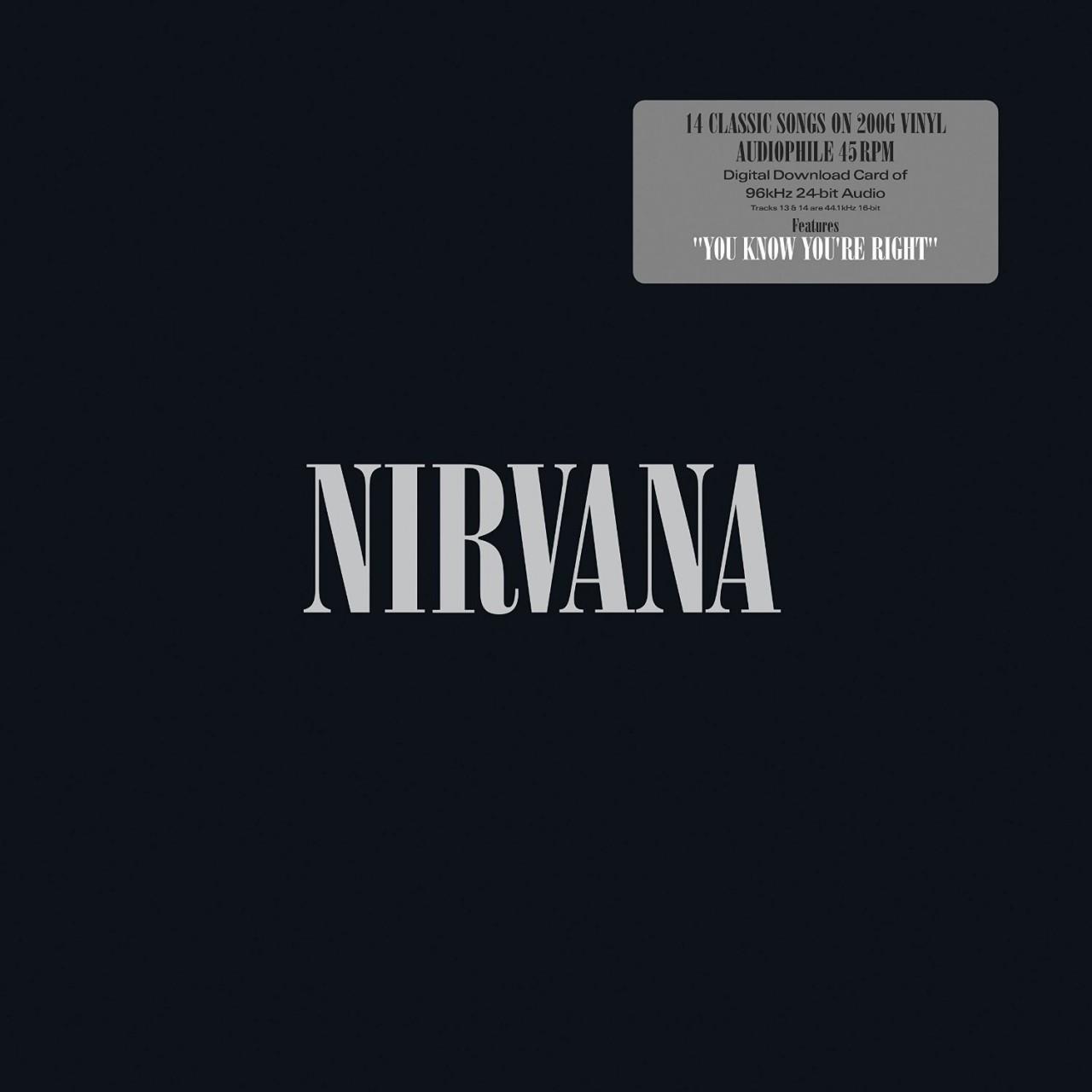 Nirvana - Nirvana 2XLP
