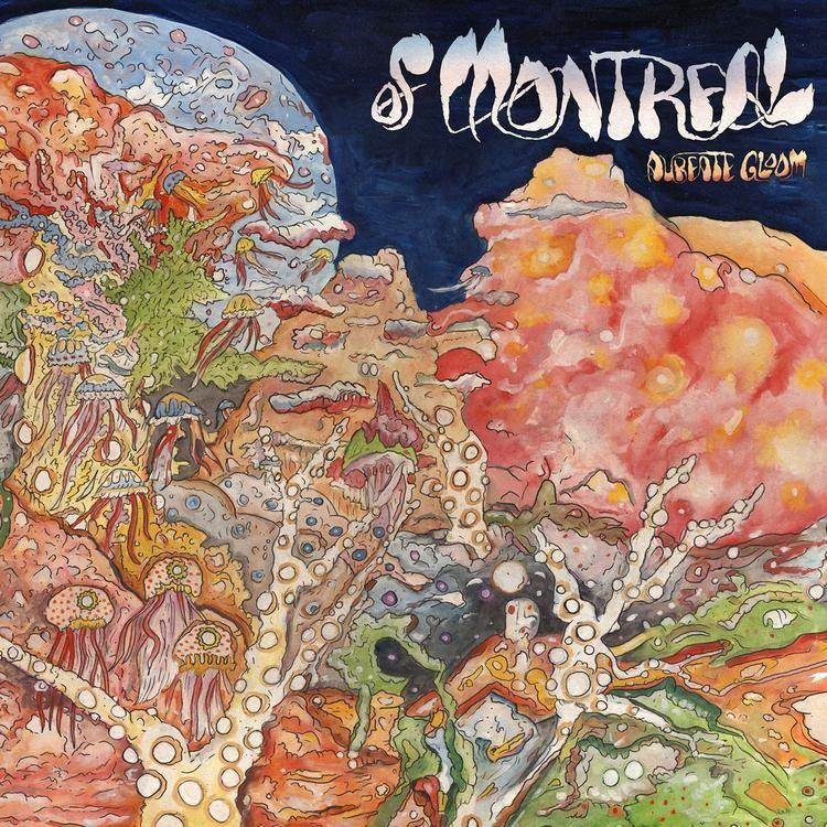 of Montreal - Aureate Gloom Cassette