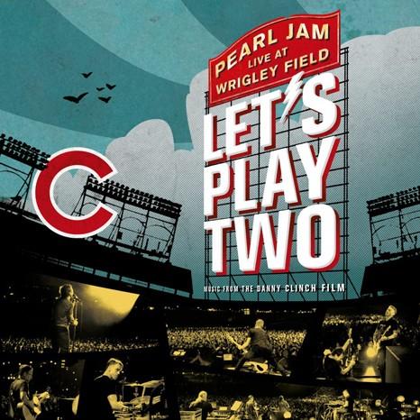 Pearl Jam - Let's Play Two 2XLP vinyl