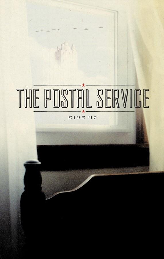 Postal Service - Give Up Cassette
