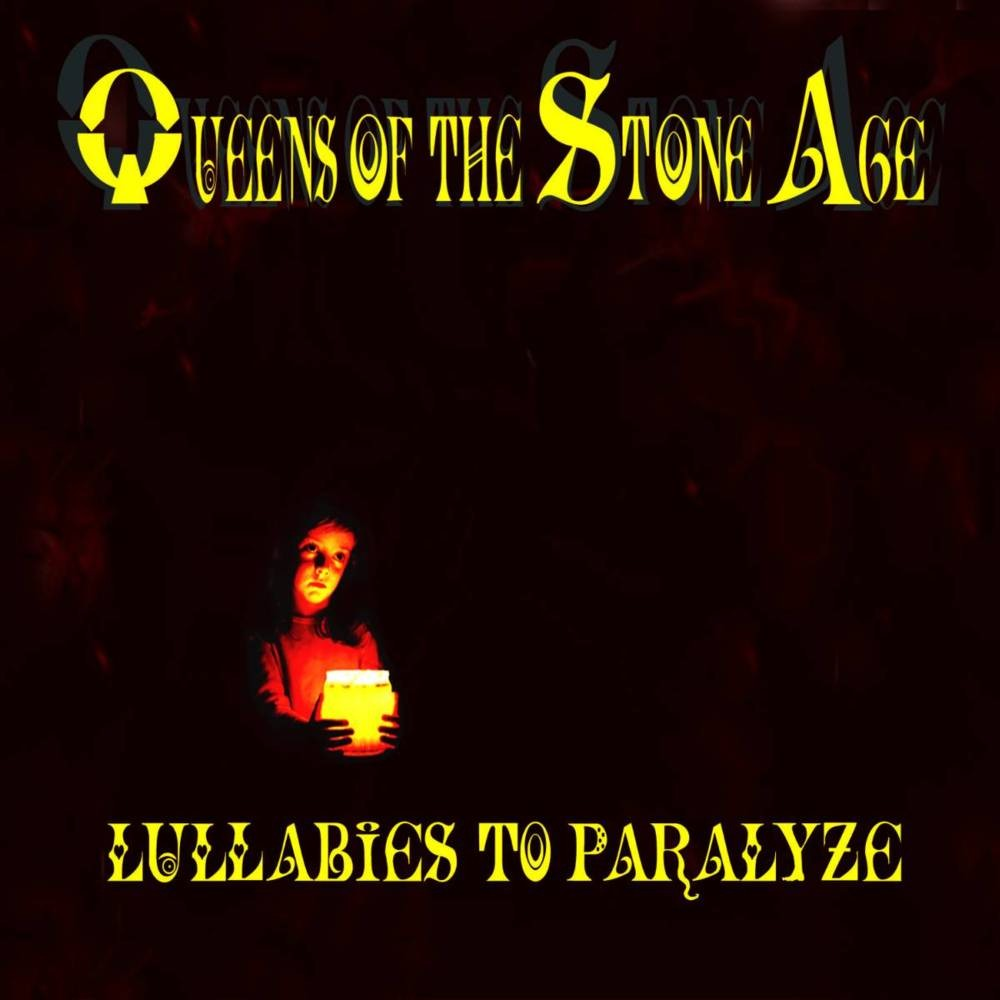 Queens of the Stone Age - Lullabies to Paralyze (Import) 2XLP Vinyl
