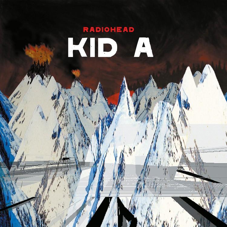 Radiohead - Kid A 2XLP