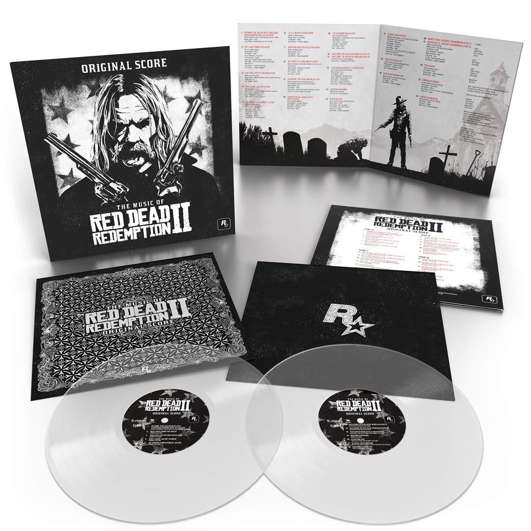 Soundtrack - The Music of Red Dead Redemption 2 (Original Score) 2XLP Vinyl