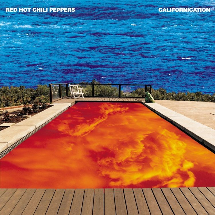 Red Hot Chili Peppers - Californication 2XLP