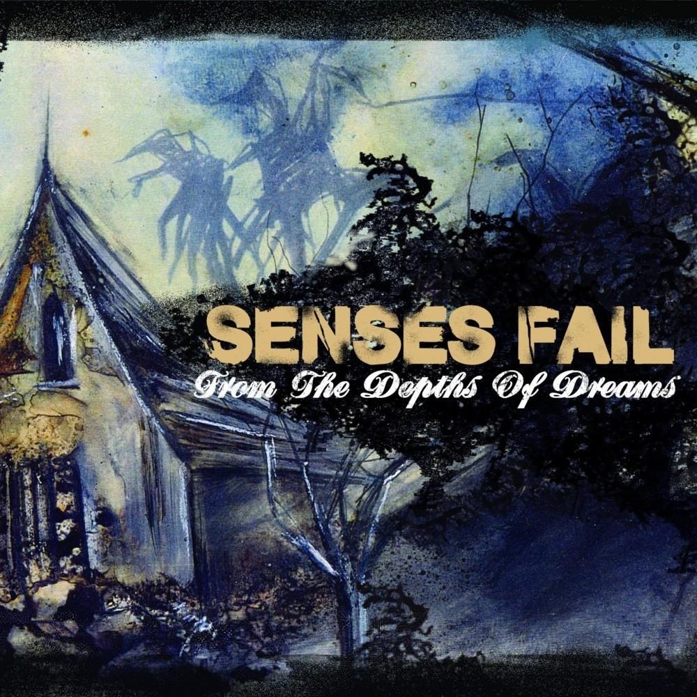 """Senses Fail - From The Depths Of Dreams (Aqua / Baby Blue) 12"""" EP vinyl"""