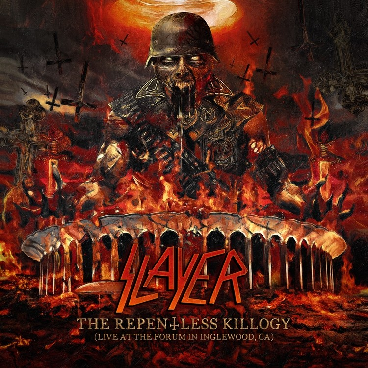Slayer - Repentless Killogy (Live At The Forum In Inglewood,CA) Vinyl LP