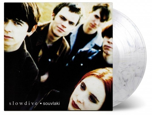 Slowdive - Souvlaki (Smoke) LP