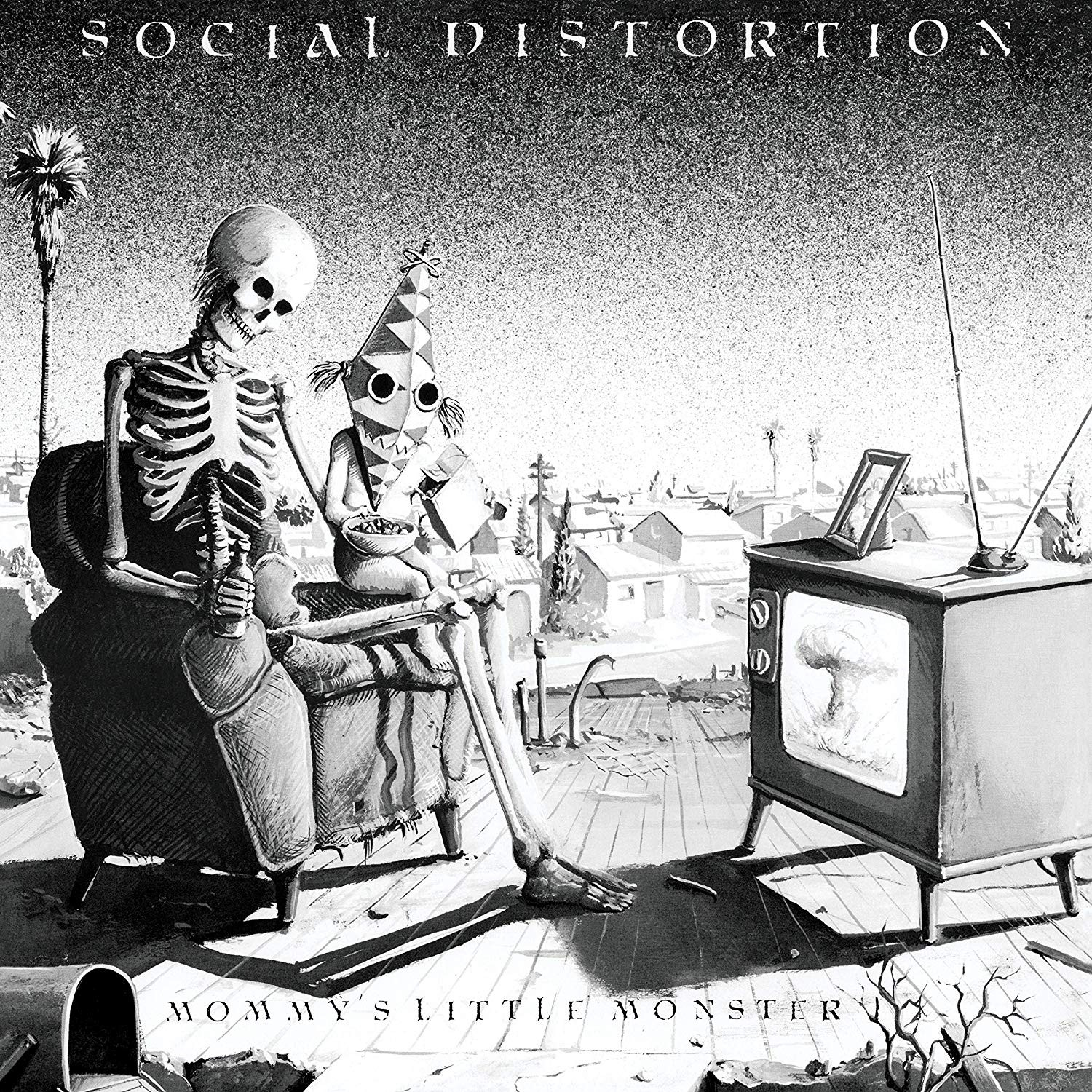 Social Distortion - Mommy's Little Monster Vinyl LP
