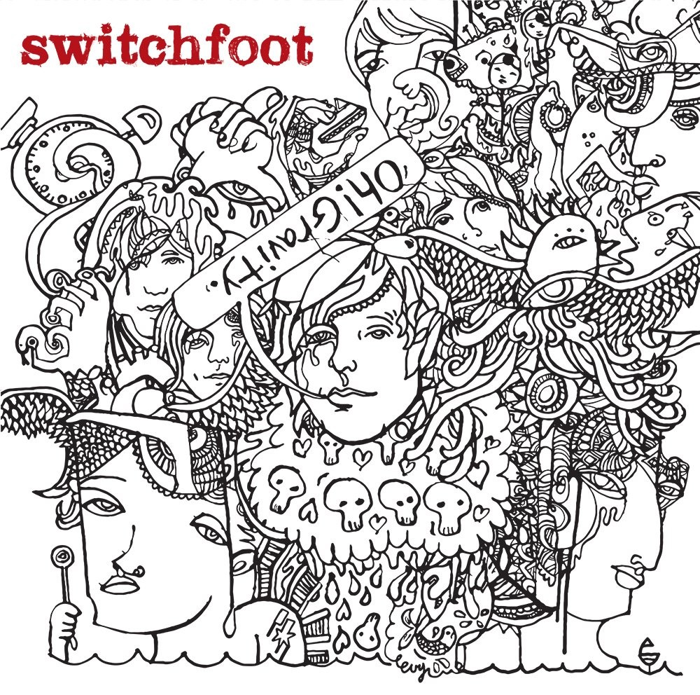 Switchfoot - Oh! Gravity Vinyl LP