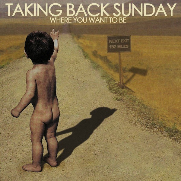 Taking Back Sunday - Where You Want To Be LP