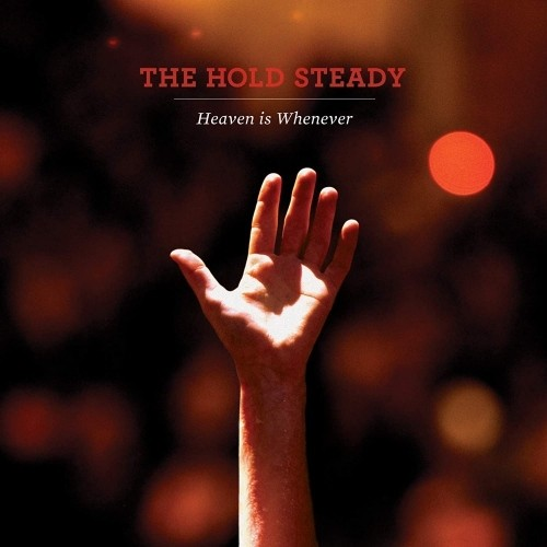 The Hold Steady - Heaven Is Whenever (Red / Orange) 2XLP