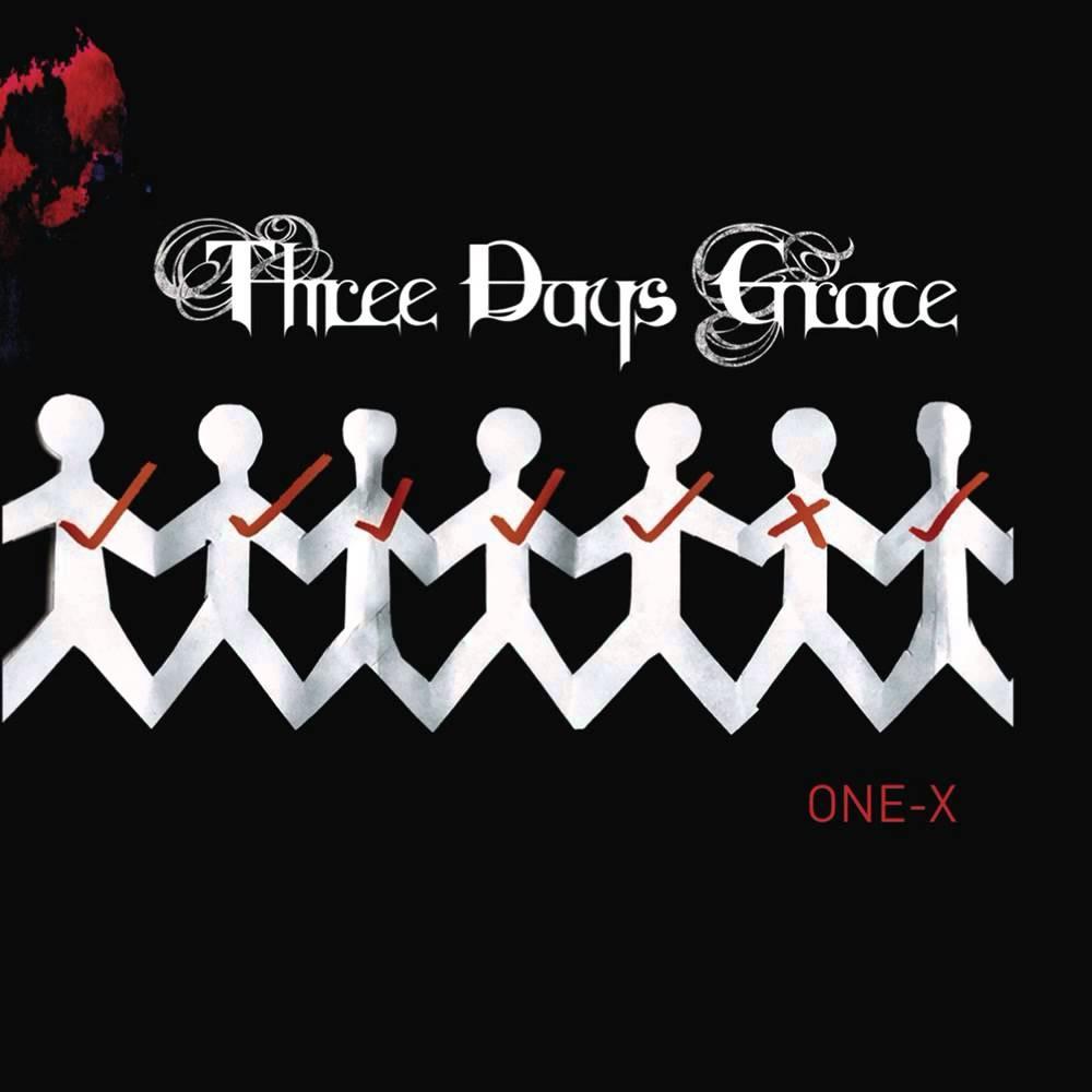 Three Days Grace - One-X LP