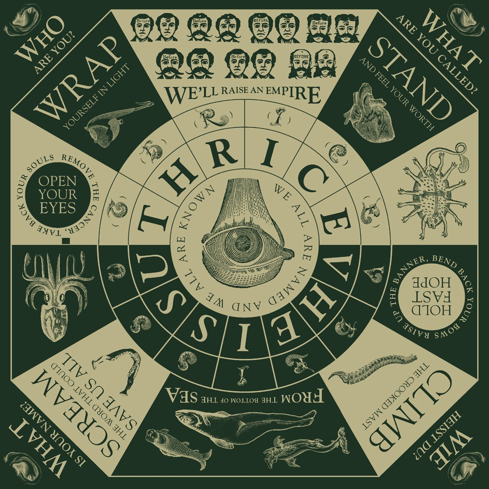 Thrice - Vheissu (Deluxe) 2XLP Vinyl