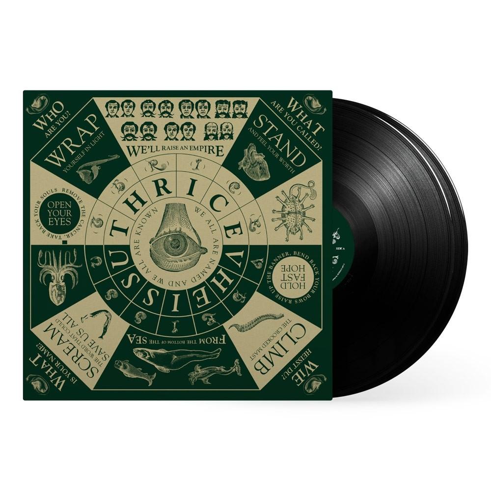 Thrice - Vheissu (Deluxe) 2XLP