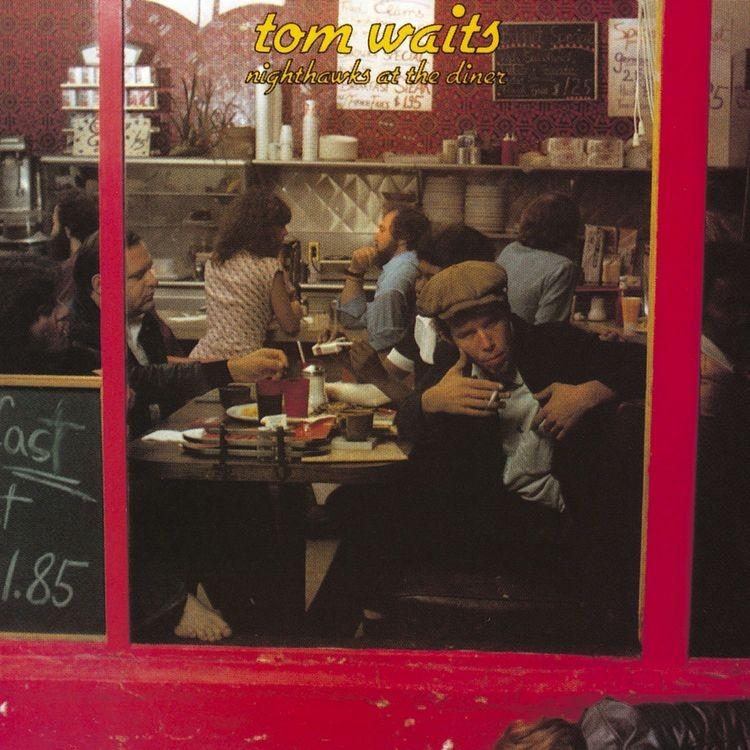 Tom Waits - Nighthawks At The Diner (Red Vinyl) 2XLP