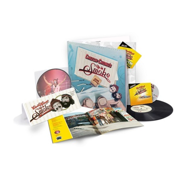 Cheech & Chong - Up In Smoke (40th Anniversary) Boxset