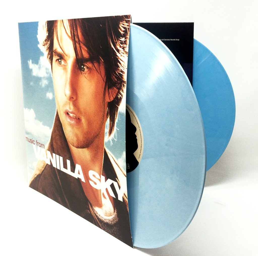"Various Artists - Music from Vanilla Sky (Limited ""Blue Cloud"") 2XLP"