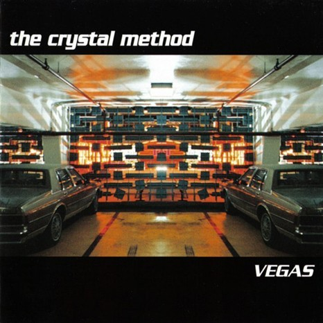 The Crystal Method - Vegas 2XLP
