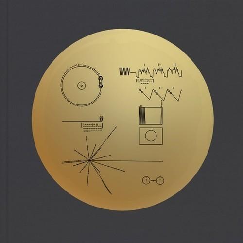 Voyager Golden Record Vinyl