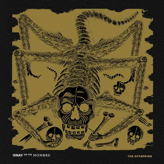 The Offspring - Ixnay On The Hombre (20th Anniversary Gold) Vinyl LP