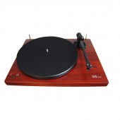 Music Hall - MMF-2.3SE Turntable In Rosenut Finish W/ Music Hall Spirit Cartridge