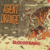 Agent Orange - Bloodstains Orange Vinyl LP