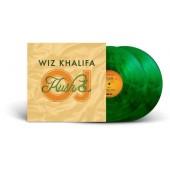 Wiz Khalifa - Kush & OJ (Green/Orange) 2XLP