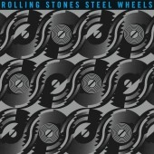 The Rolling Stones - Steel Wheels Vinyl LP