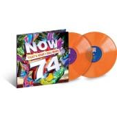 Various Artists -  Now 74 (Orange) 2XLP Vinyl