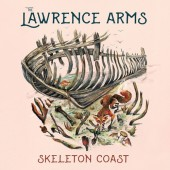 The Lawrence Arms  - Skeleton Coast (Opaque Sunburst) Vinyl LP