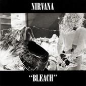 Nirvana - Bleach (Blue/Black Swirl) Vinyl LP