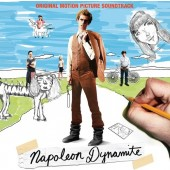 Various Artists - Napoleon Dynamite (Clear) 2XLP