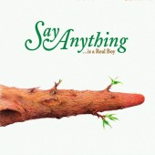 Say Anything - ...Is a Real Boy (Yellow) 2XLP
